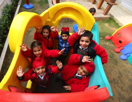 Children activity playschools delhi