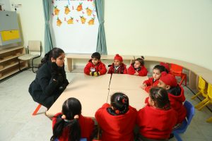 learning kids montessori schools in delhi