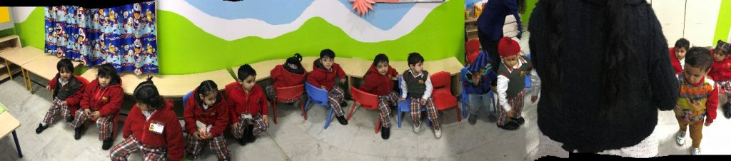 ABC Montessori kids