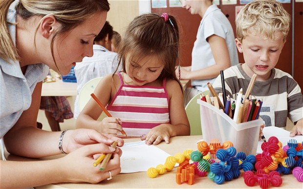 Play School help your kids to surpass shyness